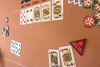 ポーカーJJクワッズ