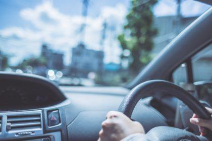 Grab運転