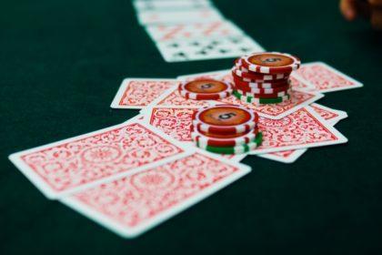 ポーカーチップボード