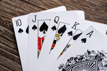 ポーカートランプ